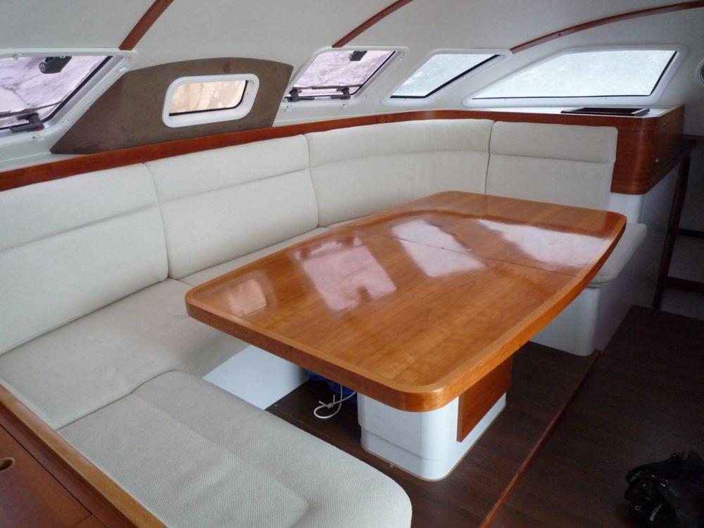 Catamaran grand voyage