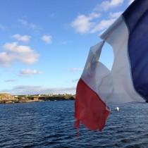 Arrivés en Bretagne !